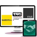 18 new contractors select Construct for job costing alongside Sage Accounts